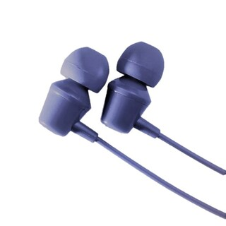 JAM Silicone Earbuds Ecouteurs with Microphone - 4.7 x 6.8 x 1.7