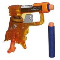 Nerf N-Strike Jolt Blaster, Orange - Multi
