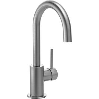 Delta 1959LF  Trinsic Single Handle Bar Faucet with Swivel Spout