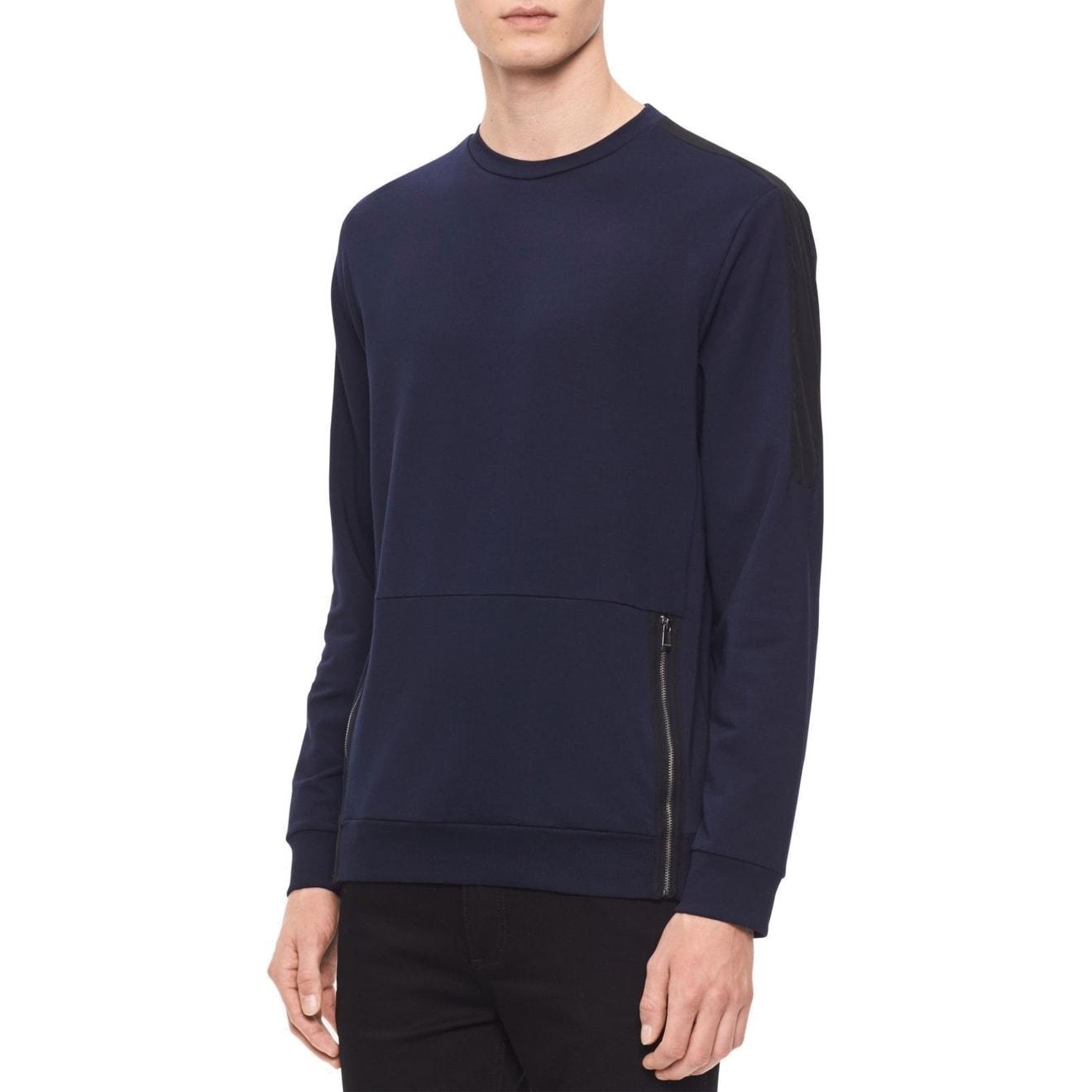 d1a6125fd34 Men's Calvin Klein Sweaters | Find Great Men's Clothing Deals ...