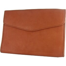 Clay Leather Mini Portfolio by Canyon Outback Leather
