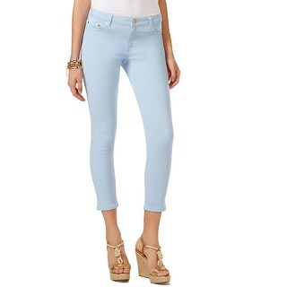 MICHAEL Michael Kors Womens Izzy Skinny Jeans Cropped Mid-Rise (2 options available)