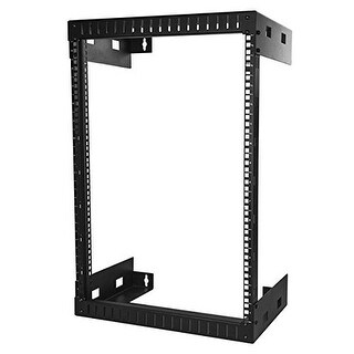 Startech - Mount Your Server Or Networking Equipment Using This 15U Wall Mount Rack - 15U W