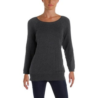 Soft Joie Womens Aimi Pullover Sweater Long Sleeve Ribbed Trim