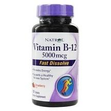 Natrol Vit B12 5000Mcg Fast Dissolve (100 Tablets)