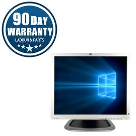 "Refurbished HP LE1711 17"" LCD 1280 X 1024"