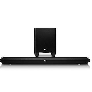 JBL Cinema SB350 Home Cinema 2.1 Soundbar with Wireless Subwoofer