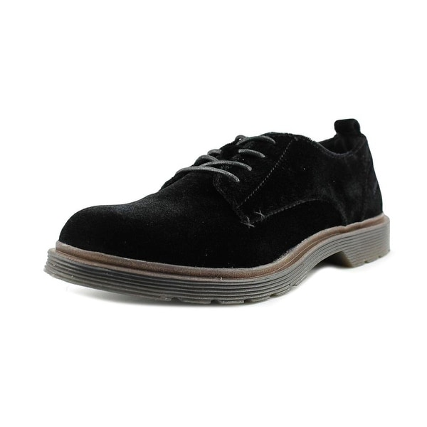 Coolway Claire Women Round Toe Canvas Oxford