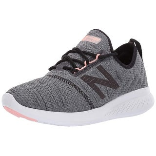 Link to New Balance Womens Running Course Fabric Low Top Lace Up Running Sneaker Similar Items in Women's Shoes
