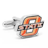 Cufflinks  Oklahoma State Cowboys Cufflinks & Tie Bar Gift Set