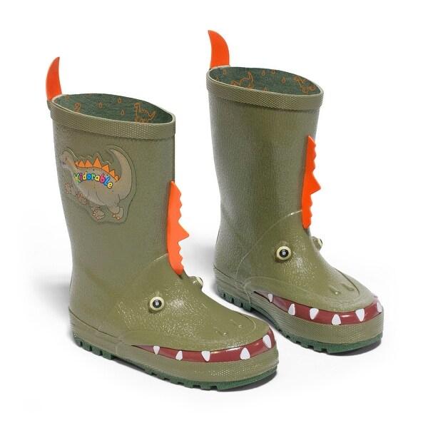 Kidorable Dinosaur Rain Boot