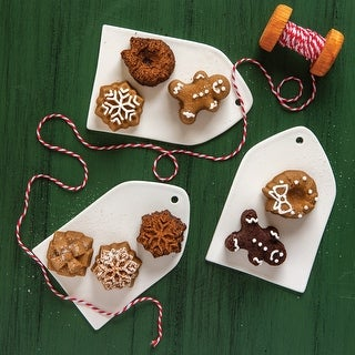 Link to Nordic Ware Holiday Tea Cakes Similar Items in Bakeware