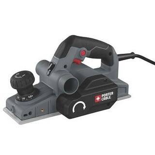 Stanley Black & Decker Pc60thp Black And Gray Porter Cable 6 Amp Hand Planer