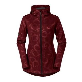 Kerrits English Sweatshirt Womens Horseshoe Hoodie Fleece