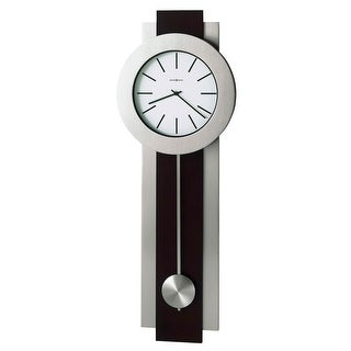 Link to Howard Miller Bergen Plastic and Glass Wall Clock Similar Items in Decorative Accessories