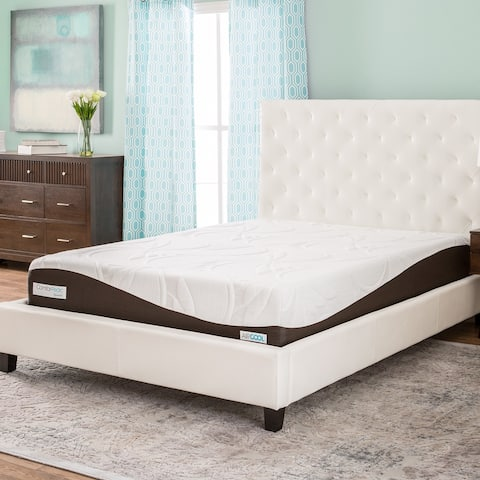 ComforPedic from Beautyrest Memory Foam 10-inch Mattress
