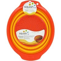 Squish 41000 Collapsible Colander, 4 Quart