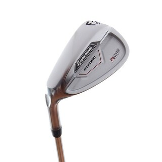 New TaylorMade RSi 2 Forged Approach Wedge LEFT HANDED w/ FST Steel Shaft
