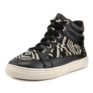 Bronx Zoo Nee Round Toe Canvas Sneakers