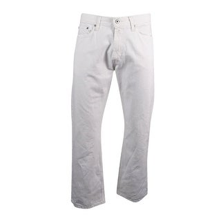 Nautica Men's Relaxed-Fit Denim Jeans - Bright White