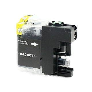 MPI Compatible Brother LC107BK Inkjet- Black (High Yield)