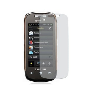 WirelessXGroup LCD Screen Guard Protector for Samsung Instinct S30 Sprint