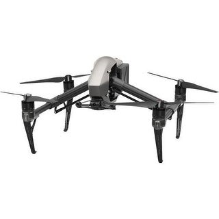 DJI Inspire 2 Quadcopter with Remote Controller, CinemaDNG and Apple ProRes License Key-Pre-installed