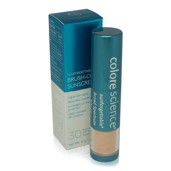Colorescience Sunforgettable Brush On Sunscreen Spf 30 - Medium