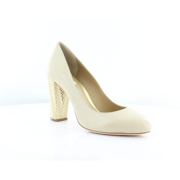 Ralph Lauren Viona Women's Heels Parchment - 11