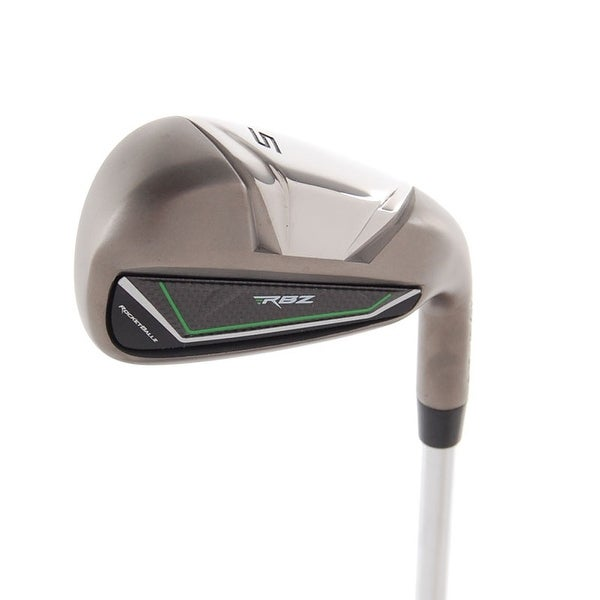 New TaylorMade RocketBallz RBZ 5-Iron Stiff Flex Steel RH