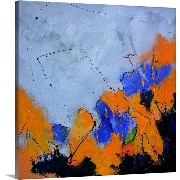 """Abstract 55712041"" Canvas Wall Art"