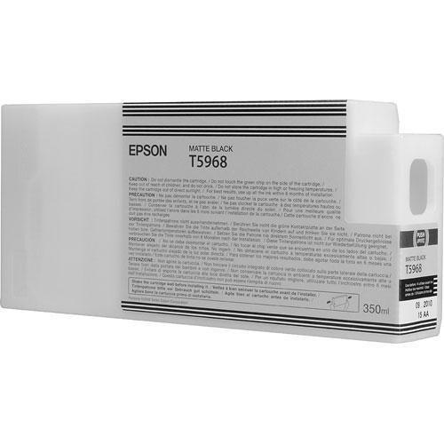 Epson Ultrachrome HDR Ink - Matte Black Ink Cartridge