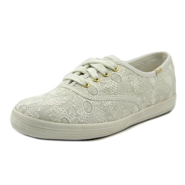 Keds CH KS Daisy Round Toe Canvas Sneakers