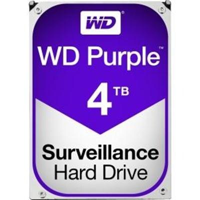 """Wd Bulk - Wd40purz - 4Tb Av Sata 6 Gbs 3.5"""" 64Mb"""