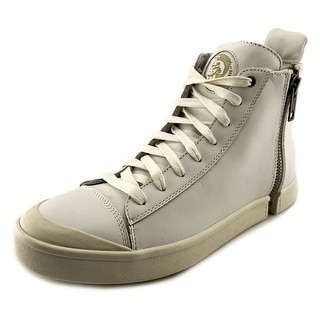 Diesel S-Nentish Special Leather Fashion Sneakers