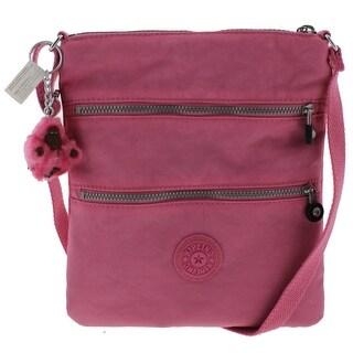 Kipling Womens Keiko North South Handbag Logo Crossbody - small