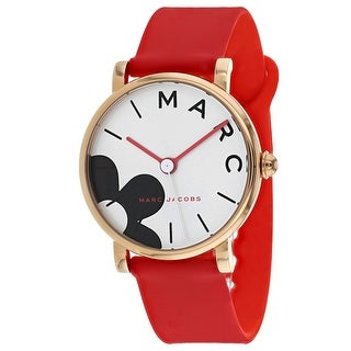 Marc Jacobs Women's Classic Silver Dial Watch - MJ1623