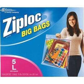 Ziploc Large Ziploc Big Bags