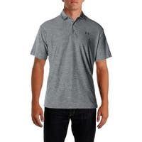Under Armour Mens Heat Gear Polo Loose Fit Jersey