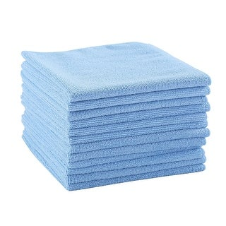 Dri Professional Extra-Thick Microfiber Cleaning Cloth - 16 in x 16 in - 48 Pack