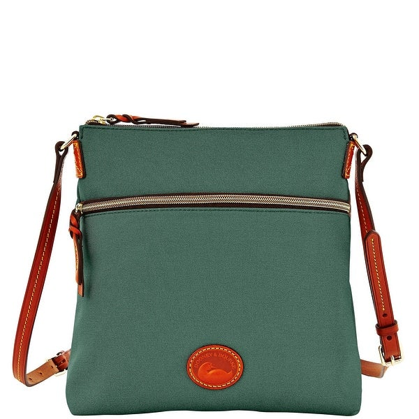 Dooney & Bourke Nylon Crossbody (Introduced by Dooney & Bourke at $129 in Apr 2015) - Sage