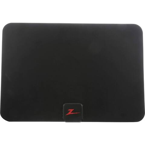 Zenith VN1ANIUTP30 Omni-Directional Ultra Thin Digital HDTV Antenna, 30 Mile