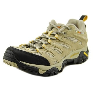 Merrell Moab Ventilator Round Toe Suede Hiking Shoe