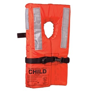Kent Child Type I Collar Style Life Jacket Life Jacket