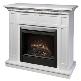 Dimplex DFP4743W Caprice 23 Inch Electric Fireplace