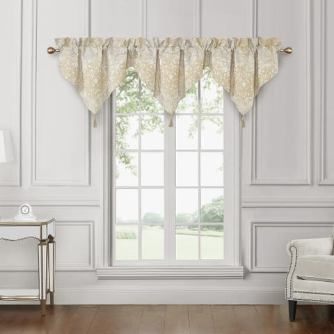 Waterford Wynne Ascot Valance Set of 3 - 40x25