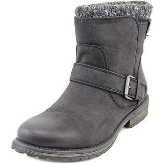 Roxy Redding Women  Round Toe Synthetic Black Ankle Boot