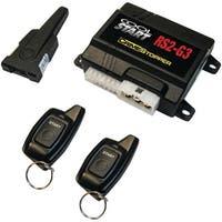 Crimestopper Rs2-G3 Cool Start(Tm) 2-Way Led Single-Button Remote-Start & Keyless-Entry System