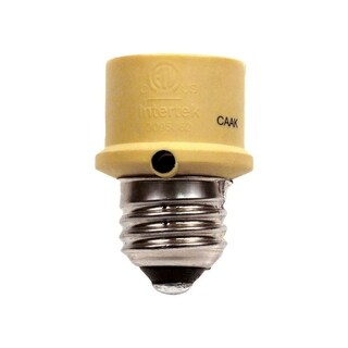 Amertac SLC4CPL Screw-In Light Control, 150 Watts, Brass