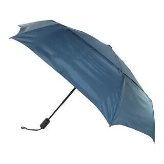 ShedRain Men's Auto Open & Close Vented Compact Umbrella - One Size